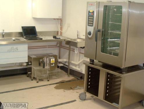 Voorbeeld opstellingen grease guardian automatische vetafscheider vetput onderbouw - Voorbeeld keuken in l ...